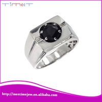 Fashion Multicolor vintage rings 925 sterling silver