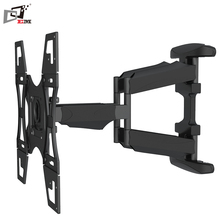 Home Furniture Removable LCD TV Wall Mount For Max VESA 400x400mm