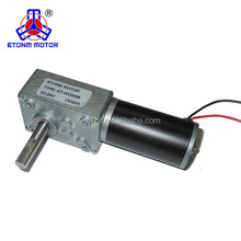 ET-WG58 12v electric dc motor gearmotors
