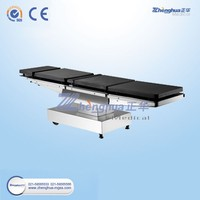 Hospital gynecological clinical examination table