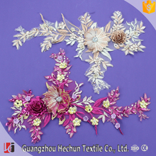 HC-2370 Hechun Wholesale different color guipure french lace