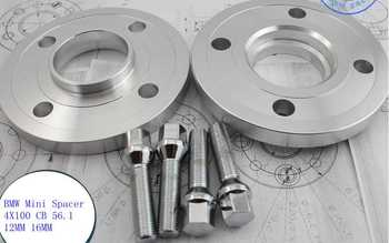 12mm Aluminum Hub Centric Wheel Spacer Pcd 4x100 Cb 56 1 Fit For Bmw Mini Buy Wheel Spacer