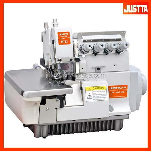 4 Thread Industrial Siruba Overlock Sewing Machine Manual