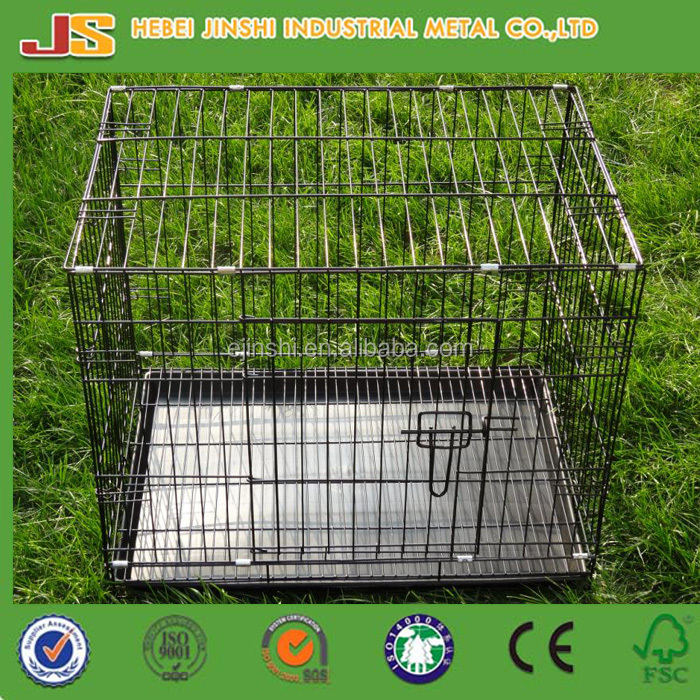 Powder Coated Pet Metal Cage Dog Cage Dog Crate Dog Kennel