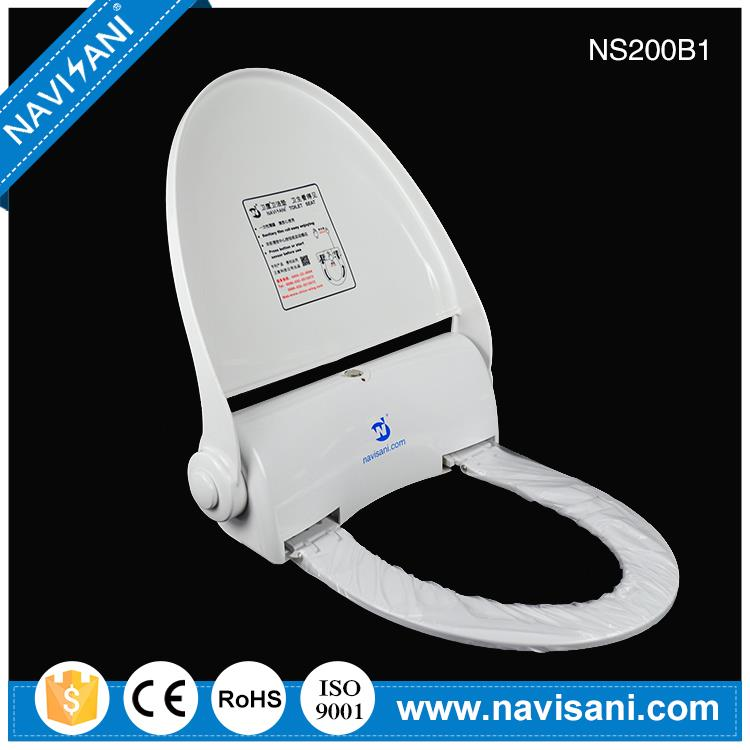 Sanitary ware toilet lid hygienic seat cover for office buildings