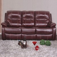 Home Furniture General Use Leather Electric Leather Sofa Recliner