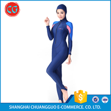 Full Body Sports Skins Glide Skin Neoprene Wetsuit Material