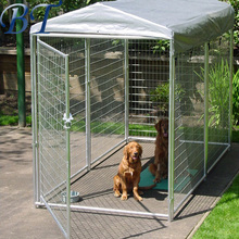Alibaba China - Hot Dipped Galvanized High Modular Dog Kennel with tents