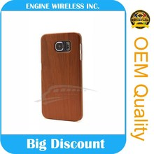 GuangZhou factory blank wood case for iphone