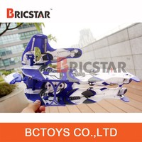 2014 hot sale 2.4G rc Robot, rc model airplane, 2 channel rc flying man with 360 degree.