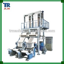 Factory supply high speed plastic blowing film machine