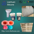 rtv2 silicone rubber for soap mold making liquid silicone rubber