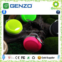 Round ball shaped High definition sound built-in mini bluetooth speaker