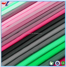factory price polyester material and taffeta bag lining fabric for wholesale