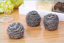 kitchen scrubber/steel wool scrubber/stainless steel scrubber machine