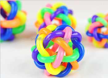 wholesale dog toy / rubber dog boll