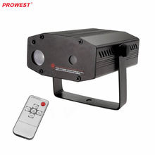 12V Firefly Effect Projector Laser Lights with RGB Led Stage Lights