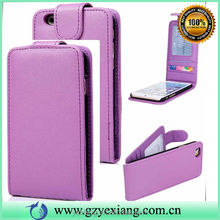 Hot sale waterproof foldable case for iphone 5s case pu leather cover
