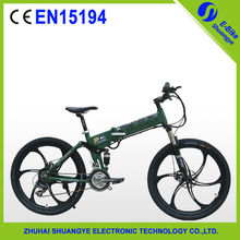 "36V brushless motor mountain 26"" elektro bike"
