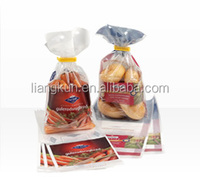 bakery bags block headed bags epi transparent plastic wicket bags