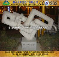 Technology natural stone fibreglass resin statues