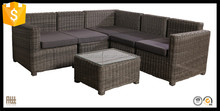 AWRF9810B New design garden rattan furniture uk cheap rattan furniture for sunroom