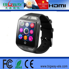 2017 New Q18 children's and Men smart watches can touch screens can add mobile phones SIM cards Bluetooth smart watches