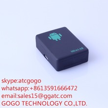 Mini A8 free online software gps sim card tracker gps tracker for personal items