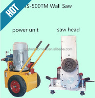 hydraulic wall saw,concrete wall cutter and diamond rock cutting equipment