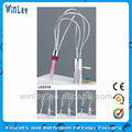 NO Battery single lever LED kitchen faucet