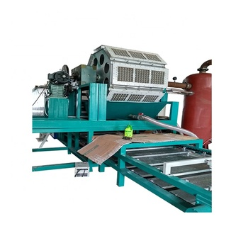 High Quality Paper Pulp Egg Tray Making Machine