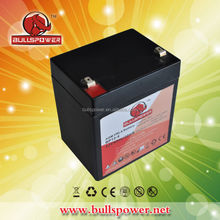 12v 4ah battery and charger battery mini battery 12v for alarm system BP12-4