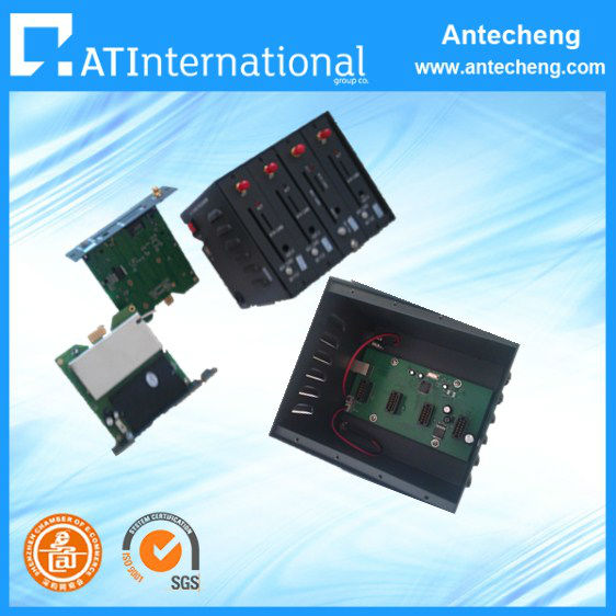 Customization,factory manufacturer modem 4 usb port with wavecom&cinterion module