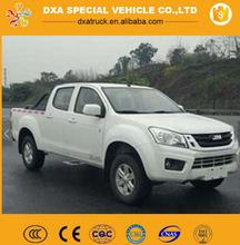 mini 4*2 multifunctional van cargo truck for sale