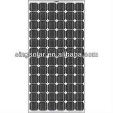 280W monocrystalline solar panel/multicrystalline modules/solar cells