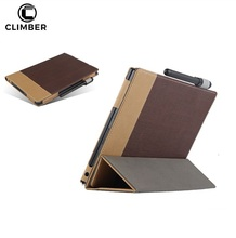 Fashion Leather Protector Tablet Back Cover Case For Lenovo YOGA BOOK 10.1 Inch