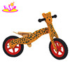 hot sale high quality wooden bicycle,popular wooden balance bicycle,new fashion kids bicycle W16C025