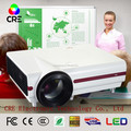 CRE X1500 HD LED Portable Business LCD Home Projector WXGA 1280x800 With High Brightness 2800 Lumens