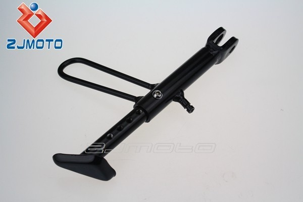 "Sportbike Custom Side Steel Adjustable Kickstand 5.5""-7"" Lowered Kick Stand Kit for CBR250RR CBR 250R 2011-2013 2012"