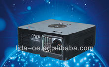 Hot sell low price High brightness DLP mini portable LED projector LD200