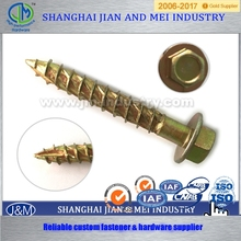 hexagon socket flat truss head aluminum machine cap screws