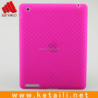 2015 Silicone epoxy animal shape case for ipad with high quality