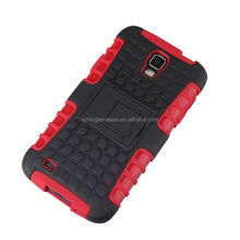 Direct factory price pc silicon for samsung galaxy s4 active i9252 luxury case cover for galaxy s4 i9252