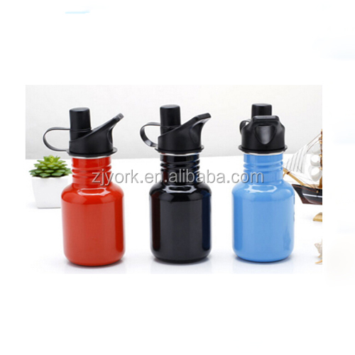 350ml easy drinking bottle BPA free with low moq small water bottle