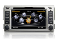 "6.2"" A8 Chipset Car stereo for Hyundai Santa Fe 2004-2009 With touch screen 3 Zone POP 3G/Wifi BT Radio 20 Dics Playing Free Map"