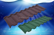 Kingbeck Stone Coated decorative metal roof tiles