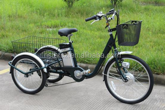 500W 3 Wheel electric bike/ electric bicycle/ electric tricycle with cheap price