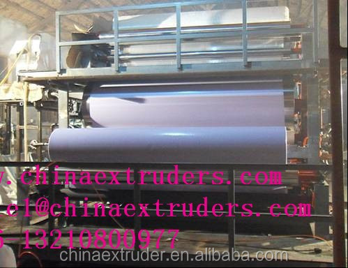 pvc banner flex making machine/production line