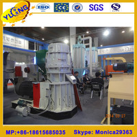 wood hammer mill and pellet making machine