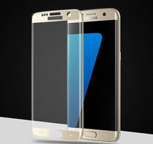 3D Full Curved Tempered Glass Screen Protector for Samsung Galaxy S7 EDGE